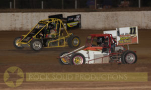 #7 Mark Cecil and #11 Dennis Myers - Photo courtesy of Rock Solid Productions