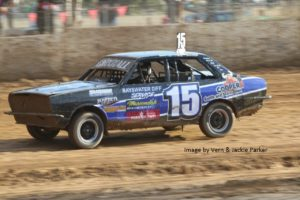 Rick Cornwall - Photo courtesy of Vern and Jackie Parker Photograpy