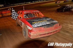 Will Lamb - Photo courtesy of GNR Photography