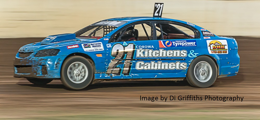 Clint Henderson - Photo courtesy of Griffiths Photography