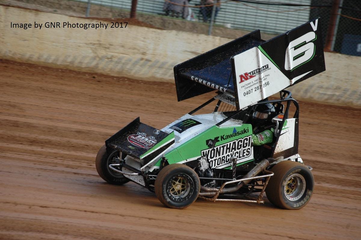 Darren Schnoor - Round Winner - Photo Courtesy of GNR Photography