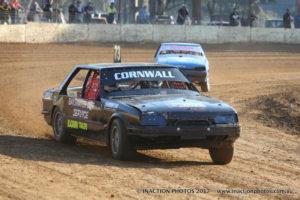 Ricky Cornwall - Photo courtesy of Inaction Photos