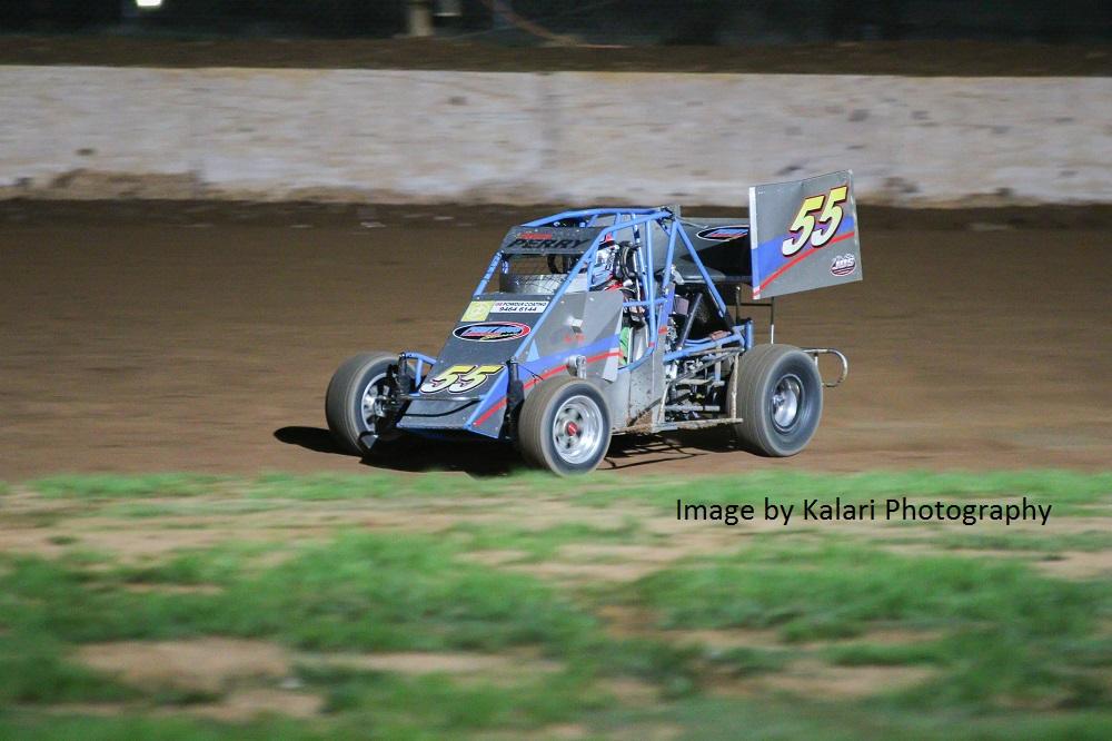 Trevor Perry - Photo Courtesy of Kalari Photography