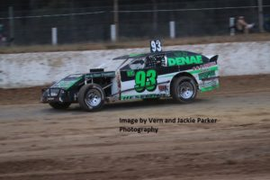 Dean Heseltine - Photo courtesy of Vern and Jackie Photography