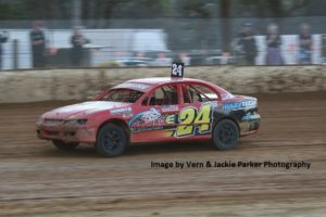 Brad McClure - Photo courtesy of Vern and Jackie Photography