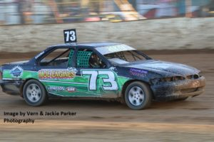 Cory Horter - Photo courtesy of Vern and Jackie Photography