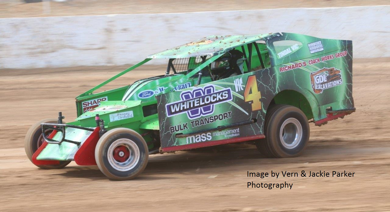 Paul Tindal - Photo courtesy of Vern and Jackie Parker Photography