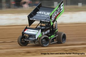 Shane Steenholdt - Photo courtesy of Vern and Jackie Parker