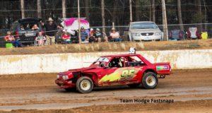 Shane Uprichard - Photo courtesy of Team Hodge Fastsnapz