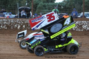 #4 Mitch Foster and #35 Adam Greenwood - Photo courtesy of Dean Miller Photography