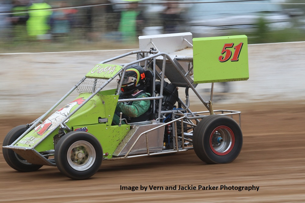 Danny Stainer - Photo courtesy of Vern and Jackie Parker Photography