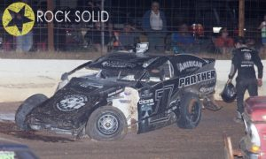 Defending Champion Tim Reidy - Photo courtesy of Rock Solid Productions