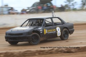 Lennie Clark - Photo courtesy of Vern and Jackie Parker Photography