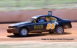 Tim Hutchinson - Photo courtesy of Random Panda Photography