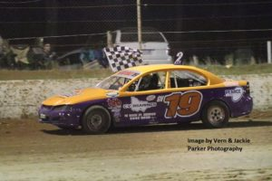 Daniel Wilson - Photo courtesy of Vern and Jackie Parker Photography