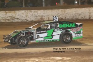 Dean Heseltine - Photo courtesy of Vern and Jackie Parker Photography