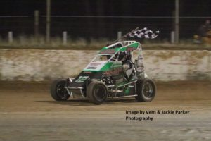 Justin Paull - Photo courtesy of Vern and Jackie Parker Photography
