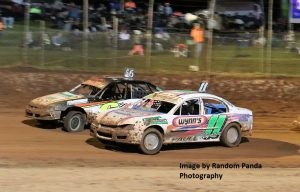 Damien  Miller #6 and Jamie Paull #11 - Photo courtesy of Random Panda Photography