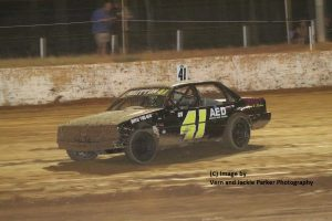 Troy Britton - Photo courtesy of Vern and Jackie Parker Photography