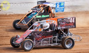#44 Shawn Ward and #50 Jason Crawford - Photo courtesy of Rock Solid Productions