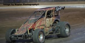 #84 Shannon Meakins - Photo courtesy of Napier Photography
