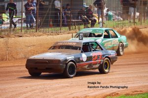 #27 Dan Metcher and #68 Jackson Barnevald - Photo courtesy of Random Panda Photography