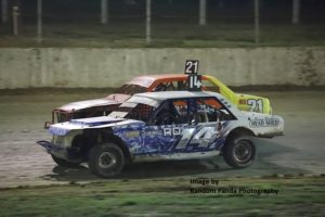 #14 Ricky Mills, #21 Melissa Tatterson - Photo Courtesy of Random Panda Photography