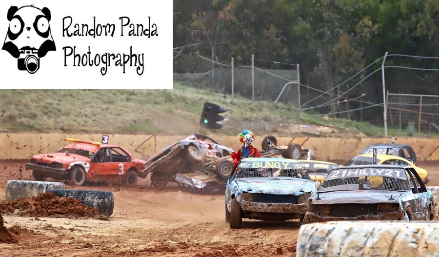 Crash N Bash Goes Crunch - Photo Courtesy of Random Panda Photography