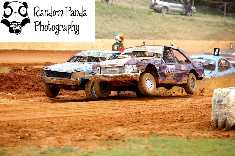 Crash N Bash - Photo Courtesy of Random Panda Photography