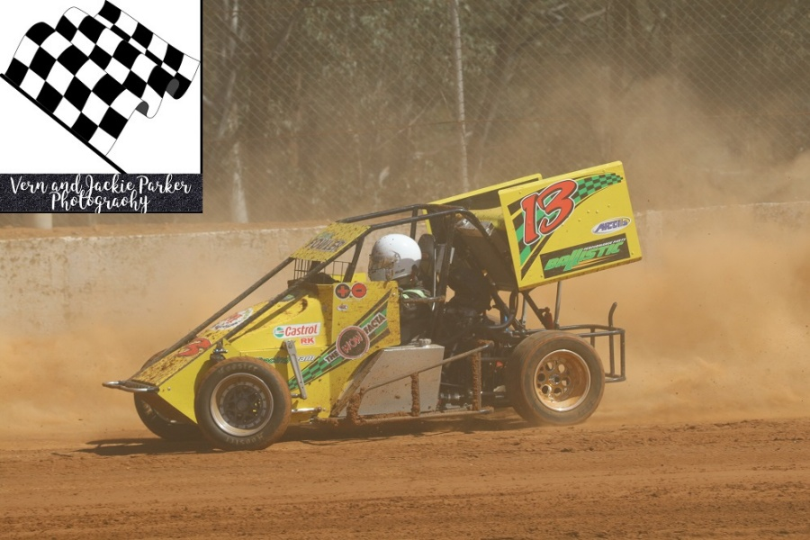 Chris Fowler - Photo courtesy of Vern and Jackie Parker Photography