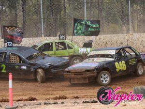 Crash N Bash - Photo courtesy of Napier Photography