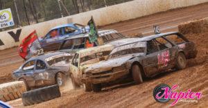 Crash N Bash Ladies - Photo courtesy of Napier Photography