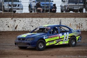 Lachlan Fitzpatrick - Photo courtesy of M&L Speedway Photography